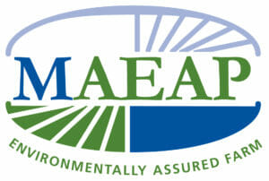 MAEAP Logo Certified Farm